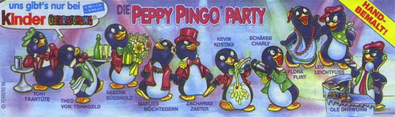 28 Die Peppy Pingo Party 1994